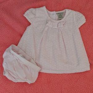 Beautiful dress for baby girl